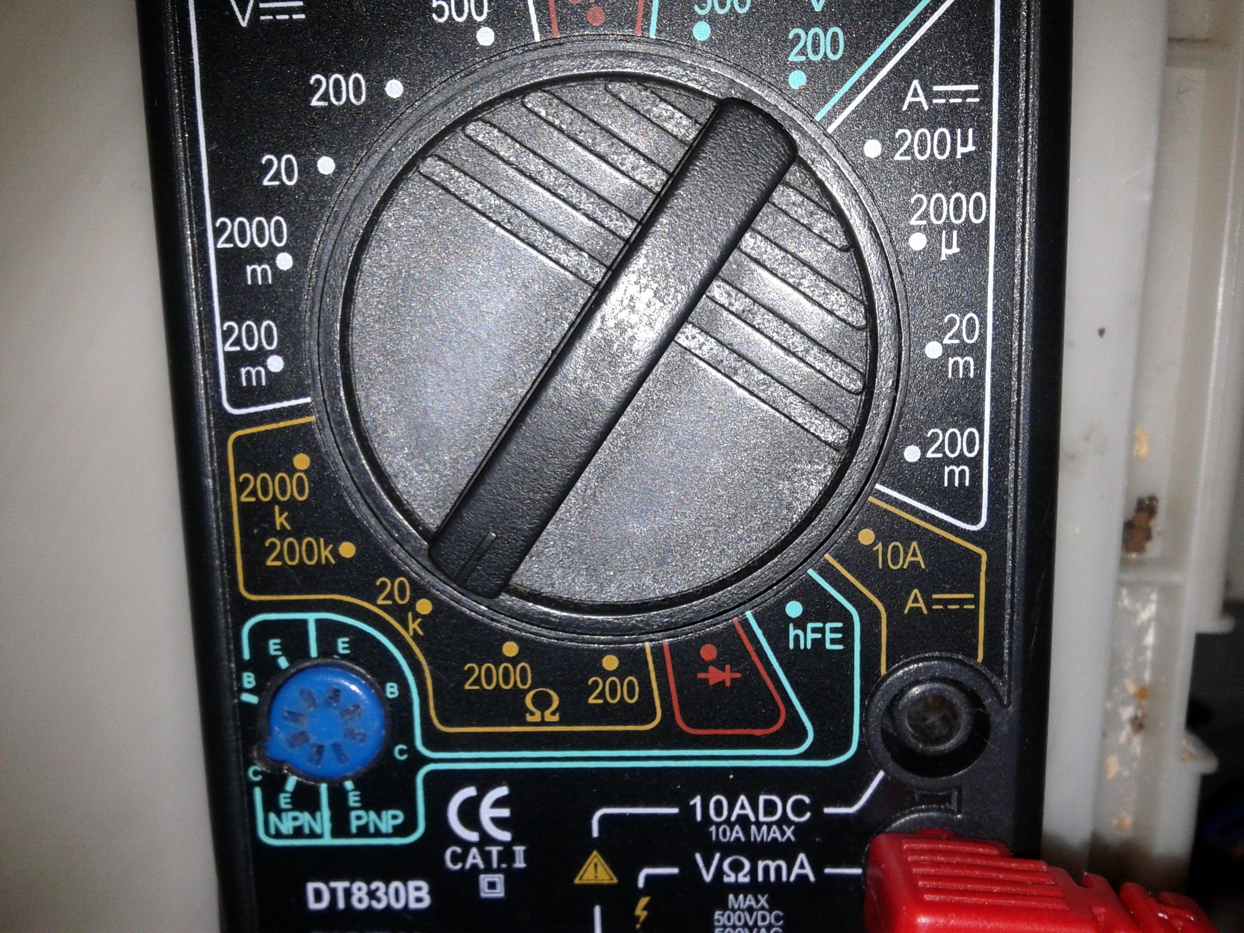 Проверка мультиметром разъемы стиральной машины LG